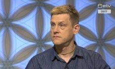 """Frisuuriuudis: Kuidas meedib? Jan Uuspõld näitas hommikuses """"Terevisioonis"""" uut ja heledamat soengut!"""
