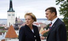 Valitsuse kommunikatsioonibüroo ei kinnita ega lükka ümber infot Merkeli visiidi kohta