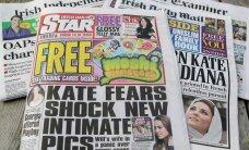 Iiri lehe peatoimetaja töösuhe peatati Catherine'i alastipiltide tõttu