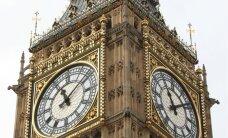 Big Ben - eksimatu kell Londonis, mis mõnel korral siiski on ka valesti löönud