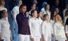 """FOTOD: Tõeline tähtede sadu! Saku Suurhallis toimus suurejooneline kontsert-etendus """"Valge Gospel"""""""