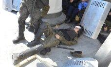 Умер второй раненный под Верховной Радой боец Нацгвардии Украины