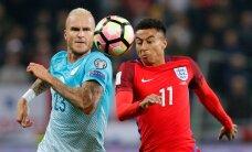 ВИДЕО: Англия потеряла очки в Словении, Литва одержала первую победу