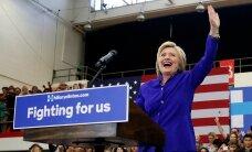 Клинтон набрала необходимое число делегатов для выдвижения кандидатом в президенты