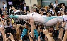Nico Rosberg – kuulsa, auahne ja nõudliku isa varjust tšempioniks