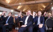 ФОТО: Реформисты провели съезд в мызе Кыуэ