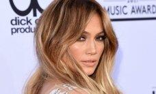 Ohoo, palju õnne! 47-aastane Jennifer Lopez on taas lapseootel