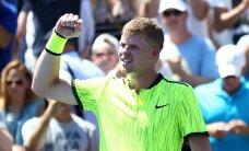 US Openi tenniseturniir algas üllatusega