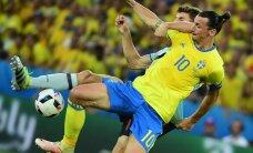FOTOD: Iirimaa üllatas Itaaliat ja pääses edasi, Rootsi sõidab koju!
