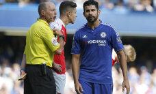Diego Costa jäeti ebasportliku käitumise tõttu rahvuskoondisest välja