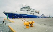 Судоходная компания DFDS открыла между Палдиски и Ханко новые отправления