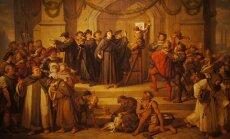 Kas Martin Lutheri uks on ikka veel Wittenbergis?