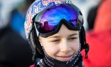 15-aastane freestyle-suusataja Kelly Sildaru võitis juunioride MM-il rennisõidus kuldmedali.