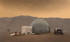 NASA teadlaste ajurünnakul sündis uus lahendus inimeste Marsi-koduks: täispuhutav iglu!