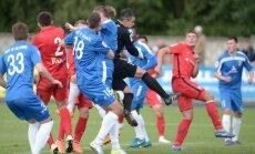Jalgpall Sillamae Kalev vs Narva Trans 8.07.16