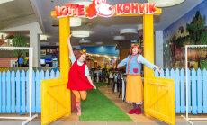 """GALERII: Lottemaa rajajad avasid uue vaid lastele mõeldud """"Lotte kohviku"""""""