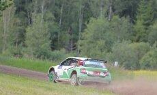 ФОТО: Смотрите, как прошел второй день Rally Estonia