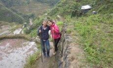 Laura ja Marguse videoblogi: hüvasti, Filipiinid ehk viimased hetked riisipõldudel