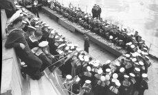 Paul Keres viimas läbi 40 laual simultani meremeestega Balti laevastiku laeval