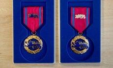 Päästeteenistuse medalid