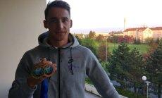 Eesti neljapaat võttis Zagrebis kindla võidu, kahestes koostöö krobeline