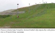 Rae valda Aaviku külla plaanitakse 50 meetri kõrgust suusamäge