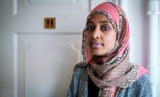 """""""Mure on ka selles, et naised ei julge öelda, et on feministid.Paljud naised kipuvad arvama, et mehed ongi paremad juhid,""""sõnas Maryan Abdulkarim riigikogus."""