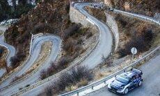 Keeruline käänuline mägitee muudab Monte Carlo ralli ekstreemseks, Tänaku ja Järveoja üleelatud viperused tegid selle lõpuks lausa füüsikaseadusi eiravaks.