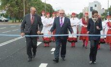 Edgar Savisaar avas Punase tänava Lasnamäel