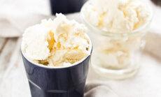 Tõeliselt ahvatlev retsept: valge šokolaadi jäätis, millest keegi keelduda ei suuda