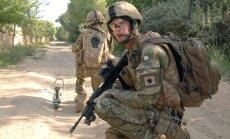 Brittidega seob Eesti kaitseväge aastatepikkune koostöö, muu hulgas teeniti õlg õla kõrval Afganistanis.