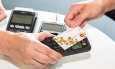 В Литве Swedbank выпустил бесконтактные платежные карты