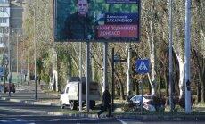 Valimised Donetski Rahvavabariigis: kandidaadid selguvad pärast hääletamist
