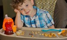 Kuidas käituda, kui laps ei söö piisavalt ning tema menüü on liiga ühekülgne?