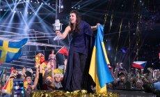 Eurovision 2016 võitja Jamala