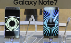 Компания Samsung открыла точки обмена взрывоопасных Galaxy Note 7