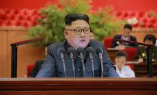 Põhja-Koreas hukati õhutõrjekuulipildujast kaks kõrget ametnikku, üks neist tukastamise eest
