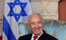 Умер бывший президент Израиля Шимон Перес