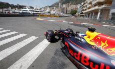 VIDEO: Daniel Ricciardo võitis Monacos karjääri esimese kvalifikatsiooni