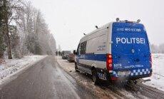 100 politseiametnikku kaasanud operatsiooniga püüti kinni kolm Leedu autovarast