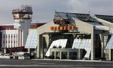 Vilniuse rahvusvaheline Lennujaam.
