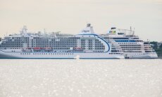 Kruiisilaevad Tallinna sadamas