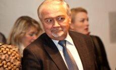 Vene suursaadik Juri Merzljakov