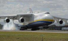 Maailma suurim lennuk maandus Austraalias, suured rahvamassid juba ootel