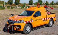Imeline muutumine: kastikas Renault Alaskan vastab ka väljakutse peale