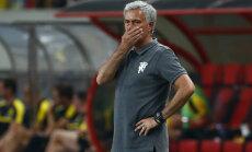 Mourinho sai Manchester Unitediga esimese piinliku kaotuse