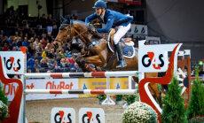 Aasta olulisem suurejooneline Tallinn International Horse Show tuleb taas!