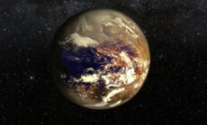 Meist nelja valgusaasta kaugusel oleval planeedil loksub üsna suur ookean
