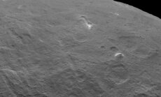 UFO-fännid vaimustuses: NASA leidis Cerese pinnal ka viis kilomeetrit kõrge püramiidi