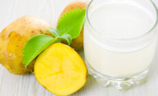 Soovid saada suveks saledaks? Kartulimahla joomine aitab kaalust alla võtta ning toimib nagu detox-kuur